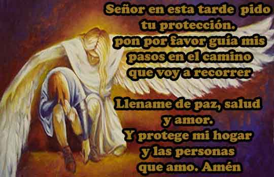 Oración de protección cristiana