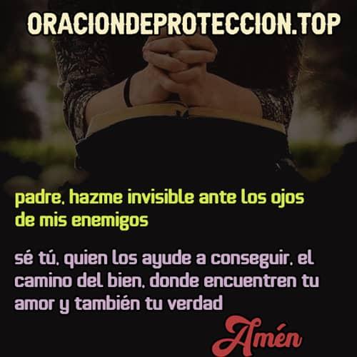 Oración católica para protegerse de todo mal