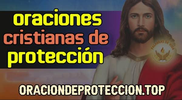 Oraciones cristianas de protección
